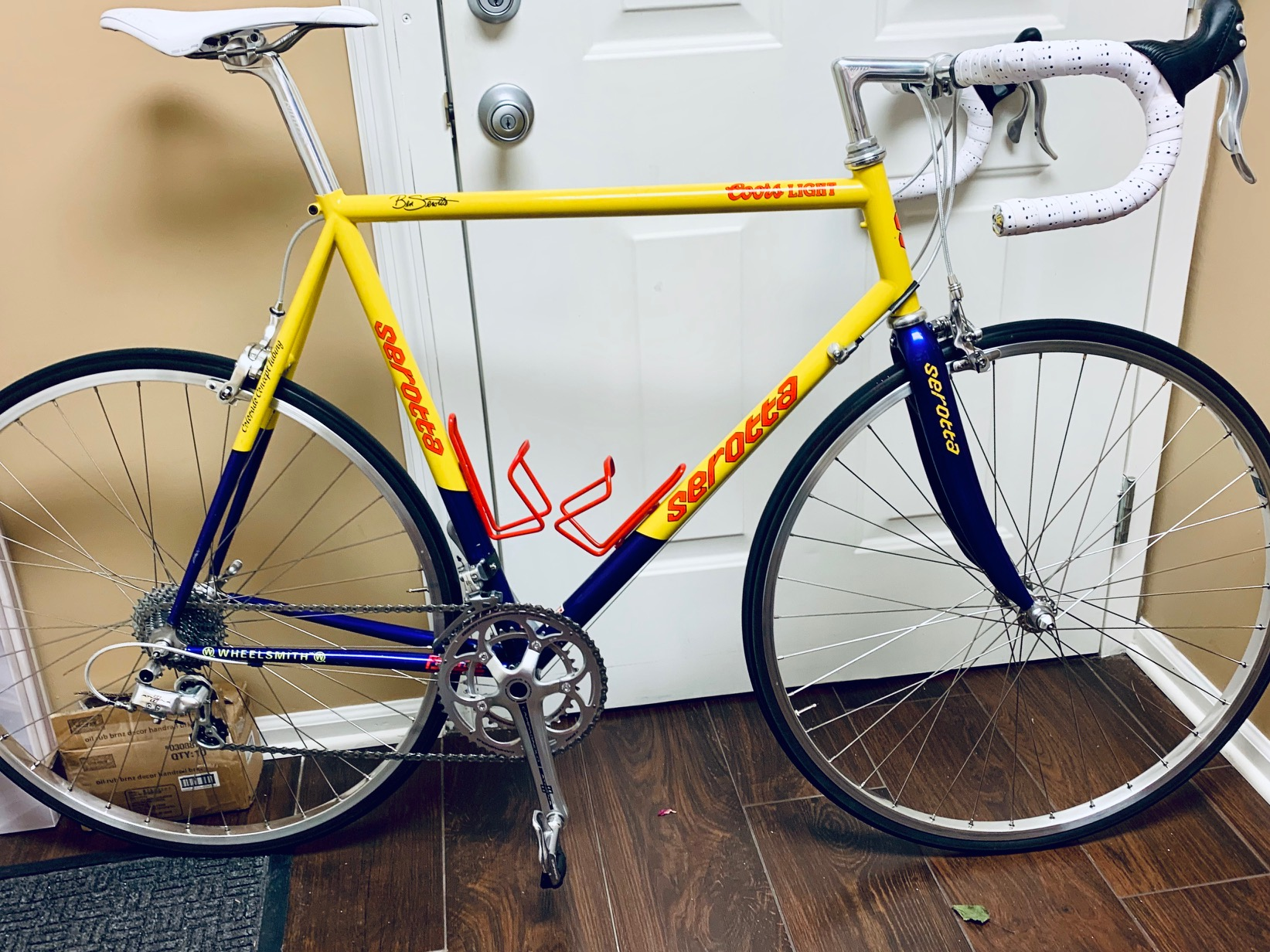 1994 Serotta Colorado Coors Light
